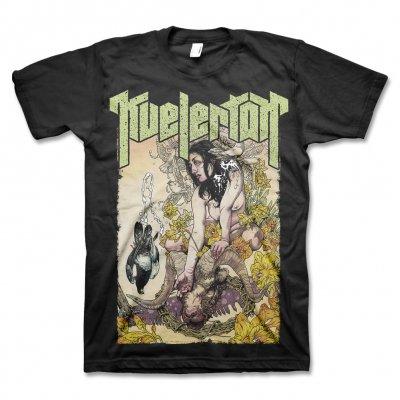 Kvelertak - Meir Album Cover Shirt (Black)