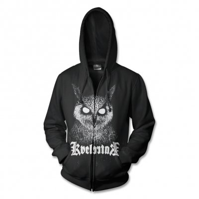 kvelertak - Kvelertak Bartlett Owl Zip Up