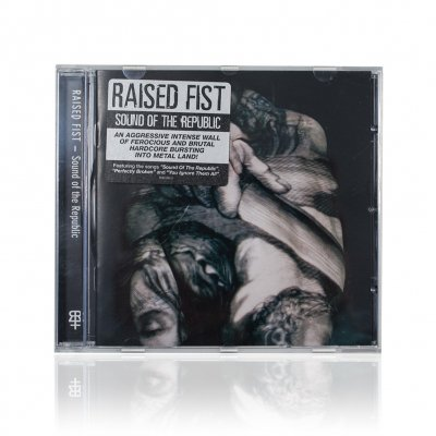 Raised fist sound of the republic
