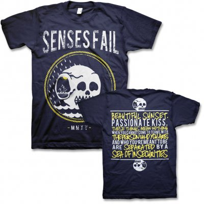 senses-fail - Beautiful Sunset Tee