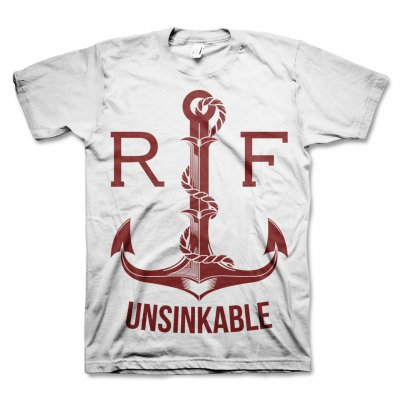 Raised Fist - Unsinkable T-Shirt (White)