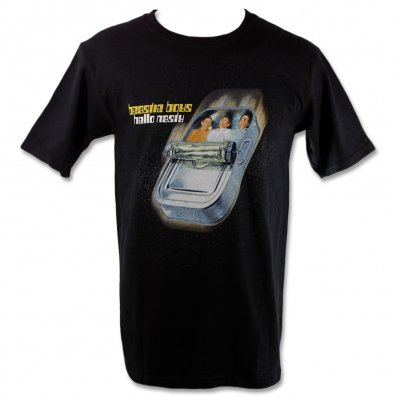 beastie-boys - Hello Nasty Album Cover Tee (Black)