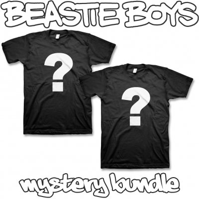 beastie-boys - Beastie Boys T-Shirt Mystery Bundle - Men's