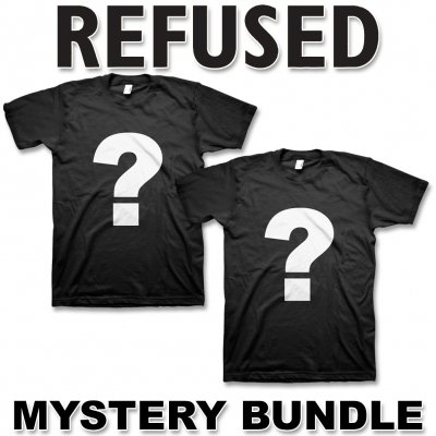 Refused - Refused Mystery Bundle - 2 Shirts