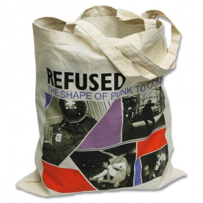 Refused - Shape Of Punk To Come Tote Bag