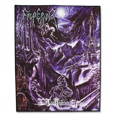 Emperor - In The Nightside Eclipse Back Patch