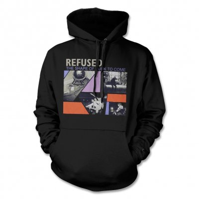 Refused - Shape Of Punk To Come Hoodie