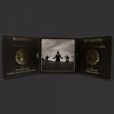 behemoth - Xiadz / Blow Your Trumpets Gabriel CD