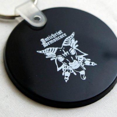 valhalla - Goat Keychain