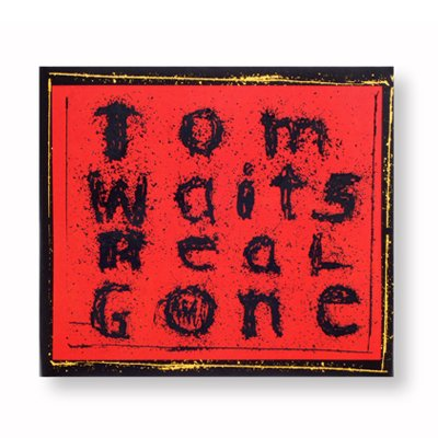 tom-waits - Real Gone CD