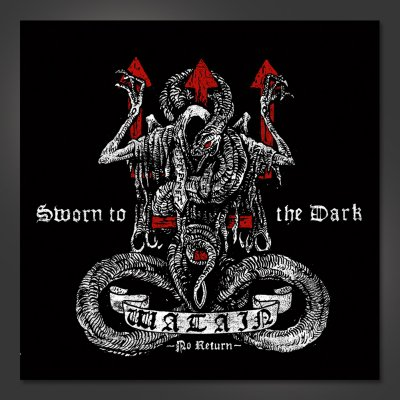 watain - Sworn To The Dark CD