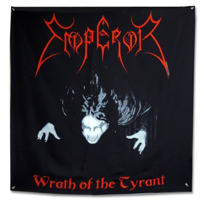 "Emperor - Wrath Of The Tyrant Flag (48"" x 48"")"