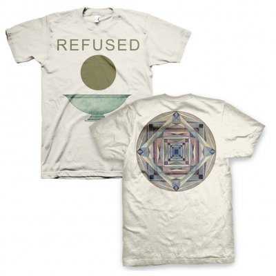 Refused - Chalice T-Shirt (Natural) - Men's