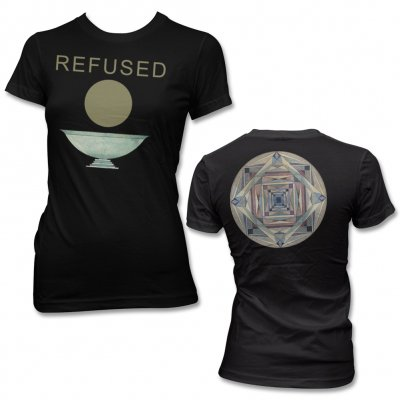 Refused - Chalice Women's T-Shirt (Black)