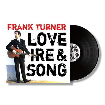 Frank Turner - Love Ire & Song - LP - Black