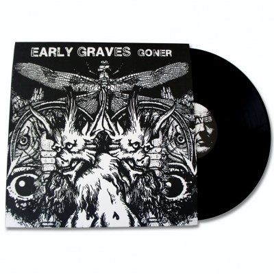 early-graves - Goner LP (Black)