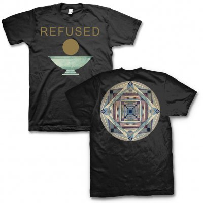 Refused - Chalice T-Shirt (Black) - Men's