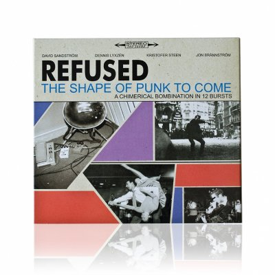 Refused - The Shape Of Punk To Come Deluxe CD/DVD
