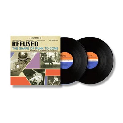 epitaph-records - Refused - The Shape Of Punk To Come 2xLP (Black)