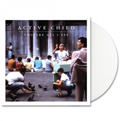 Active Child - You Are All I See LP (White)