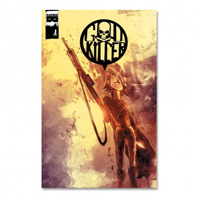 GODKILLER - GODKILLER - Issue 4