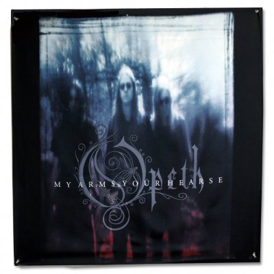 "Opeth - My Arms Your Hearse Flag (48"" x 48"")"