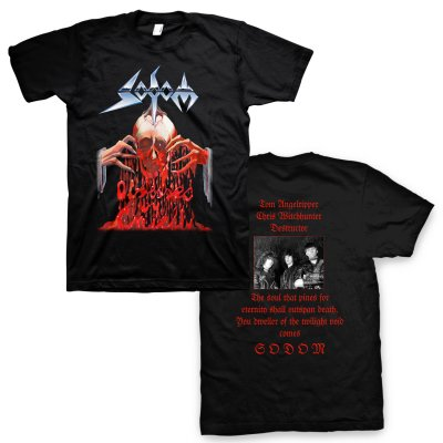 Sodom - Obsessed By Cruelty T-Shirt (Black)