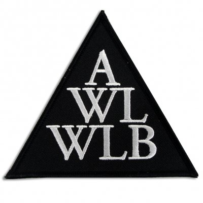 Converge - AWLWLB Embroidered Patch