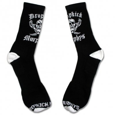 dropkick-murphys - Jolly Roger Socks