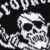 IMAGE   Jolly Roger Socks - detail 2