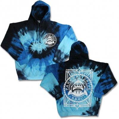 Parkway Drive - Shark Tie Dye Sweatshirt