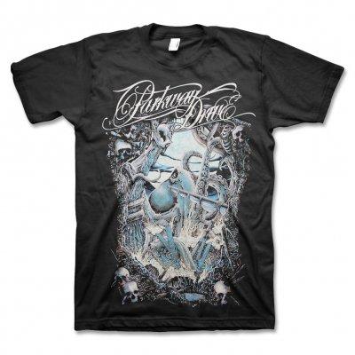 Parkway Drive - Kraken Shirt (Black)