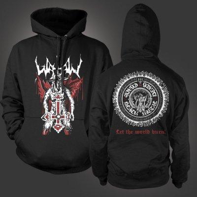 watain - De Profundis Pullover Sweatshirt (Black)