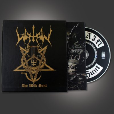 Watain - The Wild Hunt CD (Deluxe Media Book - Import)