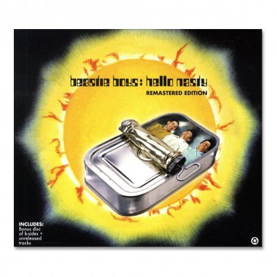beastie-boys - Hello Nasty Remastered Edition CD