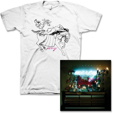 vagrant - Active Child - Mercy CD & Tee