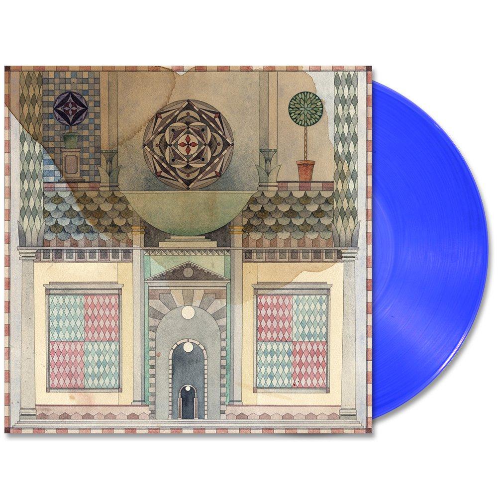 Freedom LP (Translucent Blue)