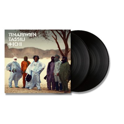 anti-records - Tassili 2xLP