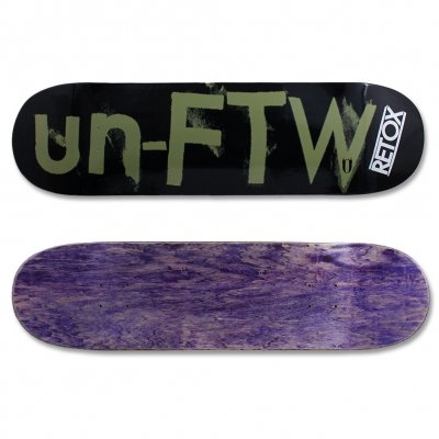 three-one-g - UNFTW Skateboard