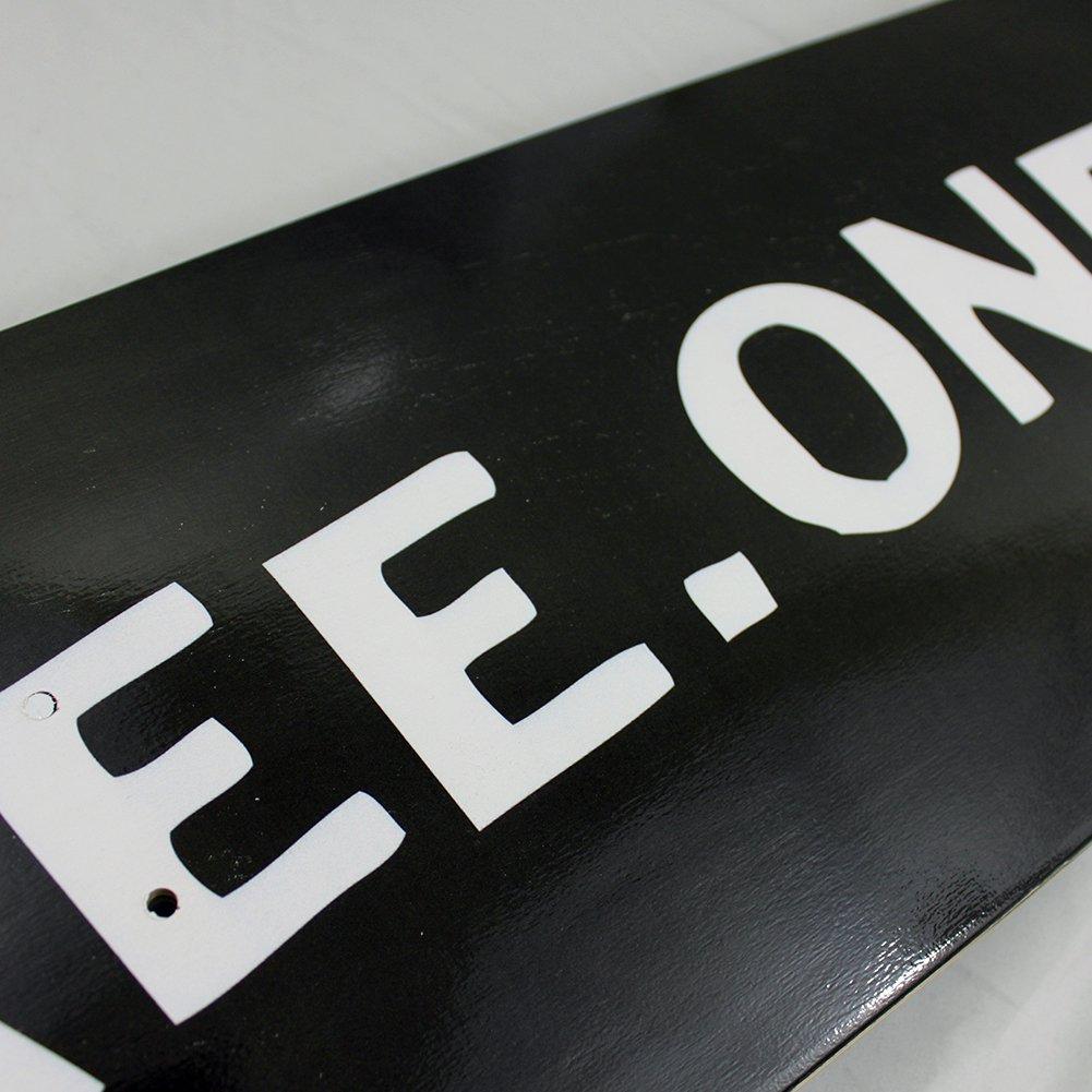 IMAGE | Three One G Logo Skateboard