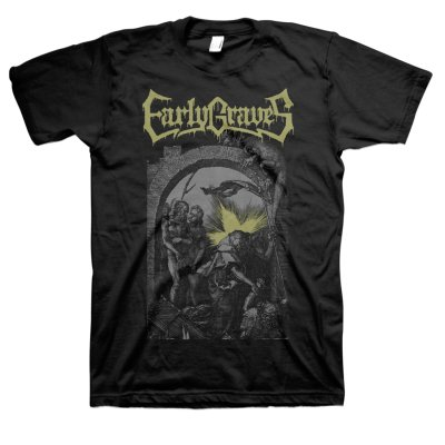 early-graves - Limbo T-Shirt (Black)