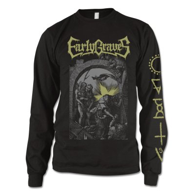 early-graves - Limbo Longsleeve T-Shirt (Black)