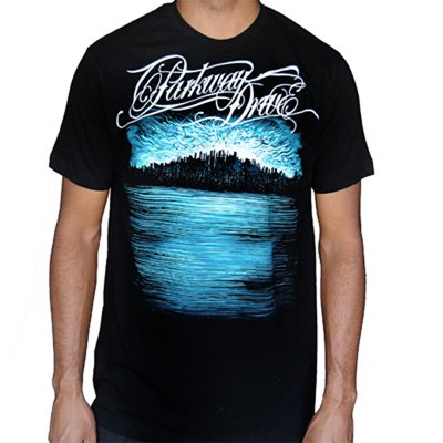 Deep Blue Skyline Shirt
