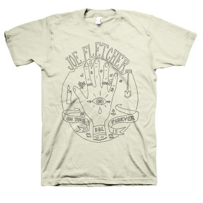 joe-fletcher - Hand T-Shirt (Natural)
