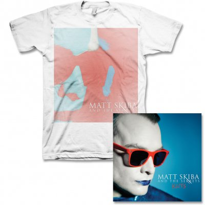 matt-skiba-and-the-sekrets - Kuts CD & Album Cover Tee