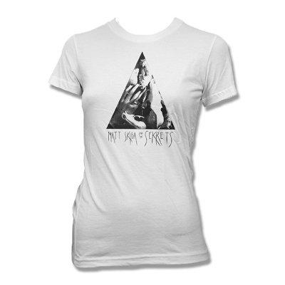 Matt Skiba And The Sekrets - Womens Skull Shirt