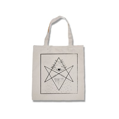 Hexagram Tote - Tote Bag