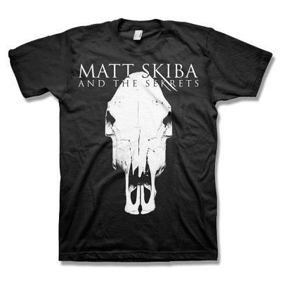 matt-skiba-and-the-sekrets - Matt Skiba Horse Skull