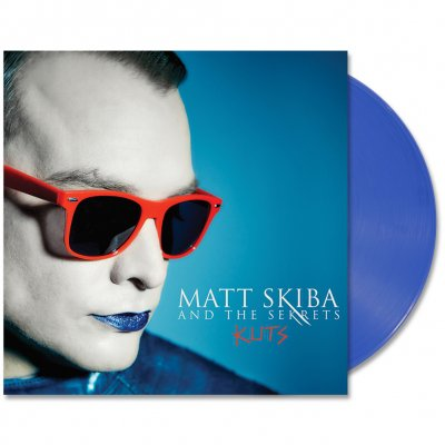 matt-skiba-and-the-sekrets - Kuts LP (Blue Vinyl)
