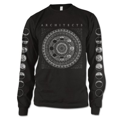 Architects - Arch Moon Longsleeve (Black)